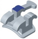 Brackets - Bio-System Benvenga - for 3 with hook - L/L - slot .018""