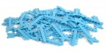 "Separator Elastic - in module - Light Blue - Ø 5/32"" = 4,0mm"